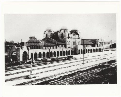 Atchison, Topeka & Santa Fe Railway Company depot, San Bernardino, California - Page