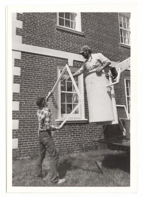 Menninger Foundaton, west campus grounds, Topeka, Kansas - Page