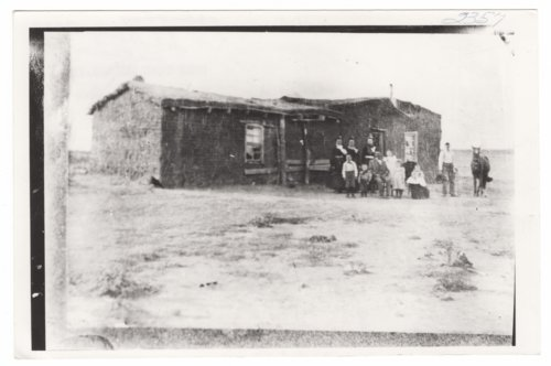 Sod house in Kansas - Page