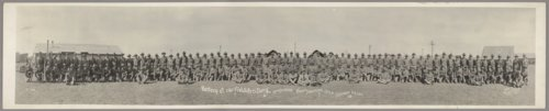 35th Division, 130th Field Artillery, Battery C at Camp Doniphan, Oklahoma - Page