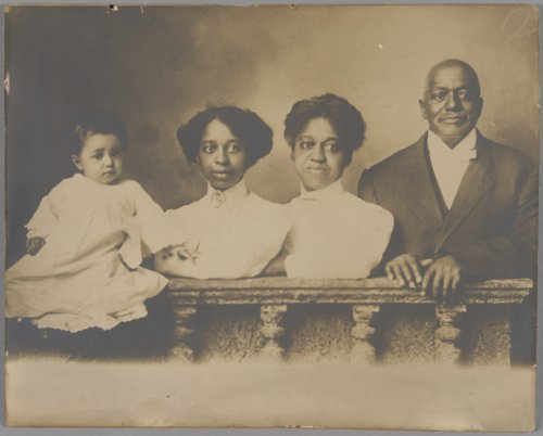 H. Clay Odell and family - Page