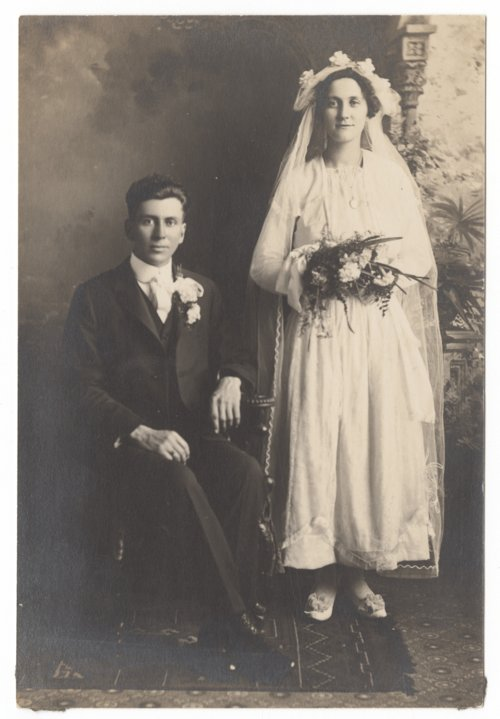 John Fienhage and Mary Vondemkampe's wedding - Page