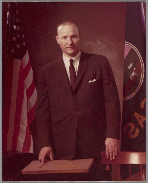United States Senator James Blackwood Pearson - Page