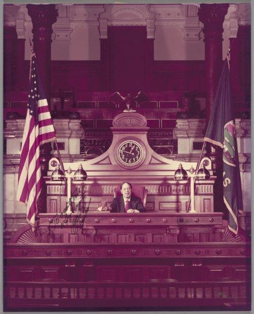 Kansas Governor Robert Frederick Bennett - Page