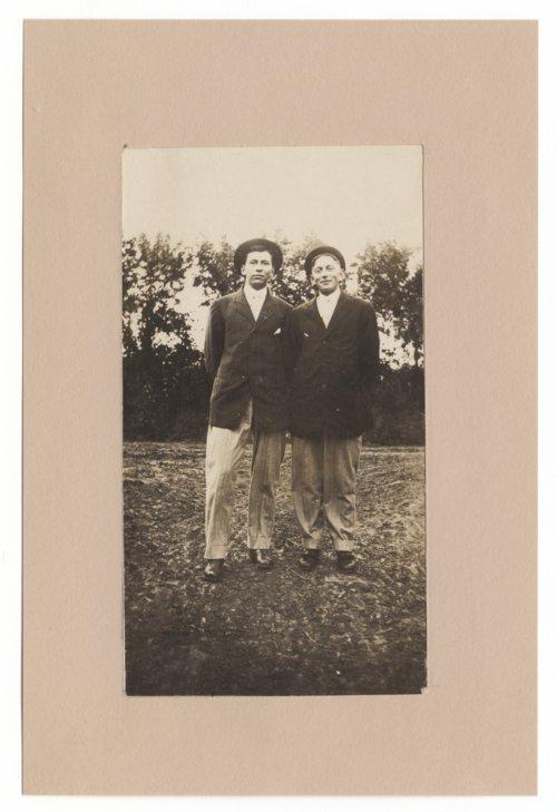 John Fienhage and Henry Fienhage - Page