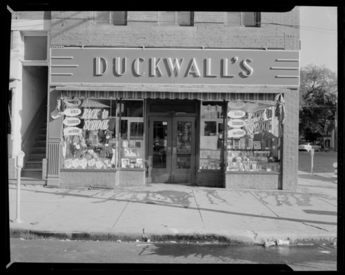 Duckwall's store in Council Grove, Kansas - Page