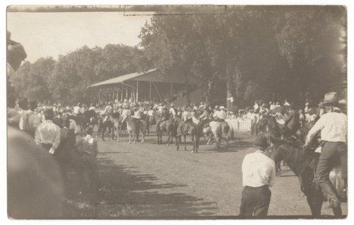 Fairgrounds at Council Grove, Kansas - Page
