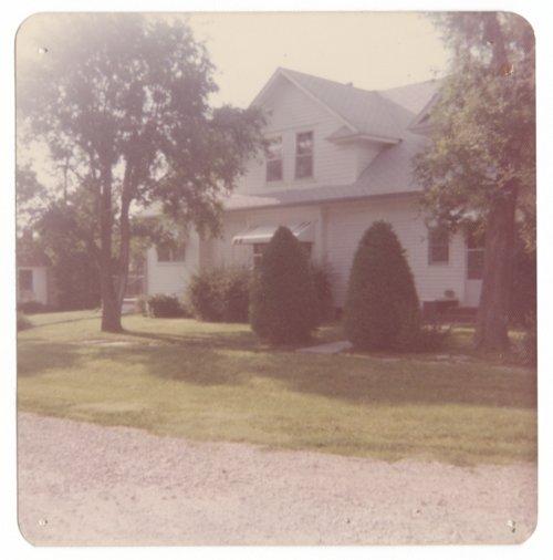 Ella Czarnowsky home in Latimer, Kansas - Page