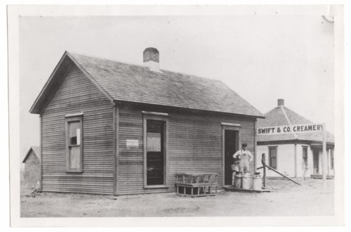 Swift & Co. Creamery in Latimer, Kansas - Page