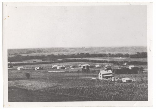 View of Diamond Springs, Kansas - Page