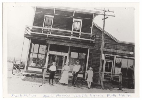 Store at Diamond Springs, Kansas - Page