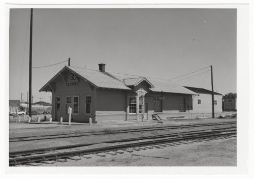 Atchison, Topeka & Santa Fe Railway Company depot, Ulysses, Kansas - Page