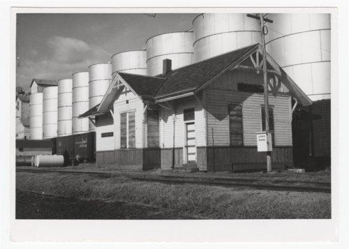 Union Pacific Railroad Company depot, Niles, Kansas - Page