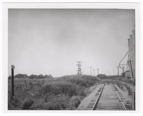 Atchison, Topeka & Santa Fe Railway Company's sign board, Small, Kansas - Page