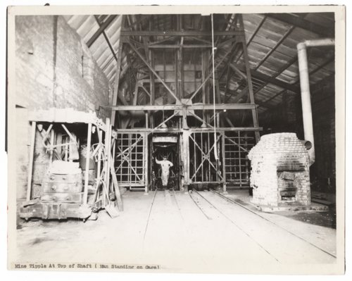 Coal mine at Kansas State Penitentiary - Page