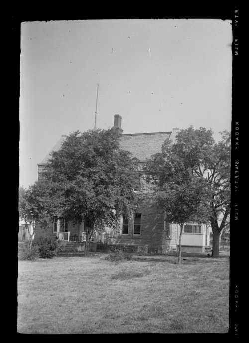 Telegrapher's house in Wallace, Kansas - Page