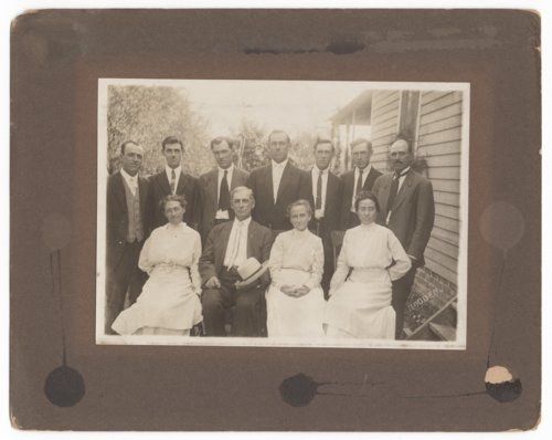 Members of the Gallion family - Page