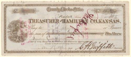 Hamilton County Clerk warrants - Page