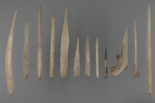 Bone Awls from the Saxman Site, 14RC301 - Page
