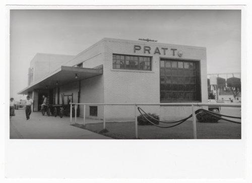 Chicago, Rock Island & Pacific Railroad depot, Pratt, Kansas - Page