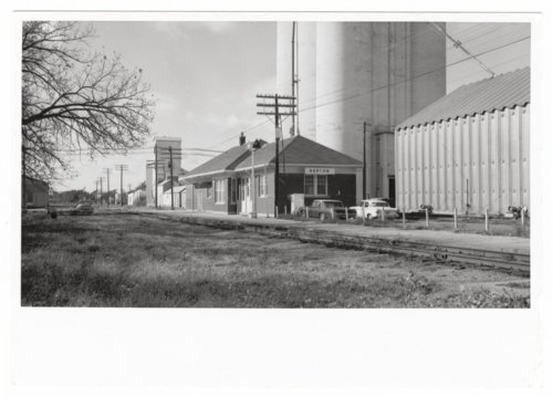 Chicago, Rock Island & Pacific Railroad depot, Norton, Kansas - Page