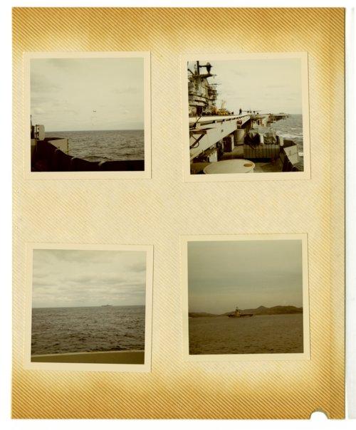 USS Yorktown during the Vietnam War - Page
