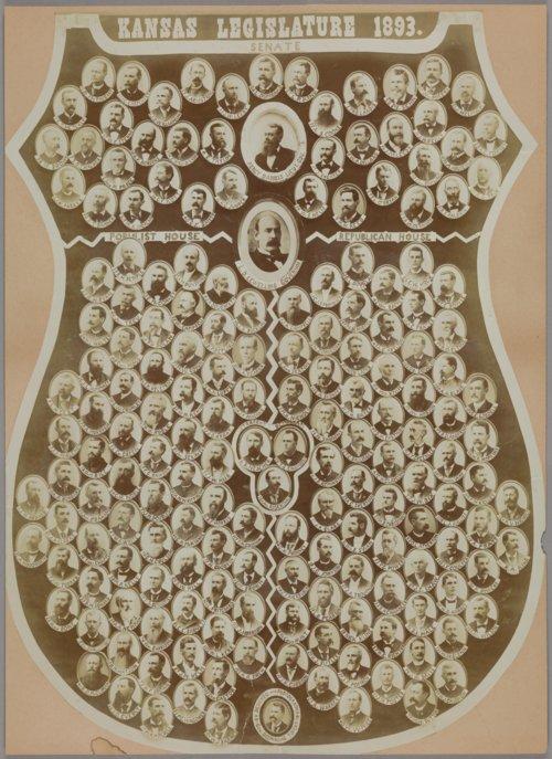 Kansas Legislature 1893 - Page