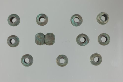 Brass Beads from the Curry Site, 14GR301 - Page