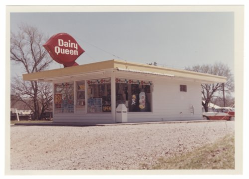 Dairy Queen in Council Grove, Kansas - Page