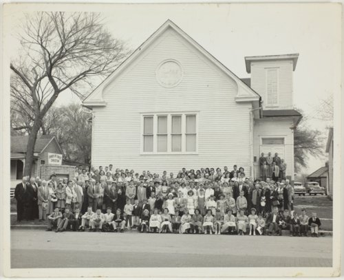 Church of Christ Christian Church in Council Grove, Kansas - Page