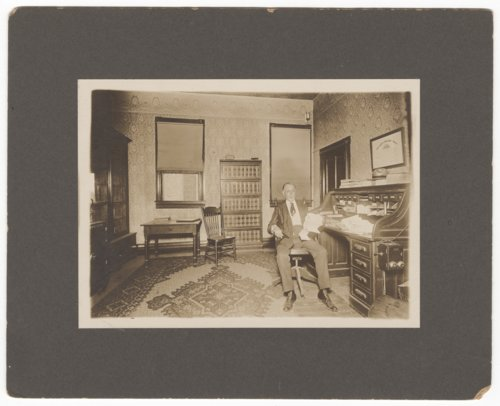 Judge Nicholson in Council Grove, Kansas - Page