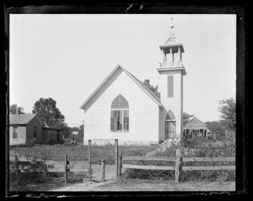 Christian Church, Council Grove, Kansas - Page