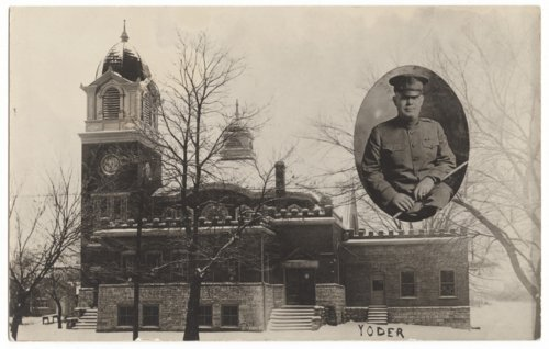 Methodist Episcopal Church and parsonage, Council Grove, Kansas - Page