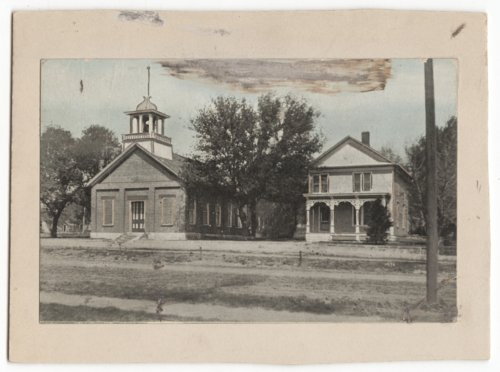 Methodist Episcopal Church South and parsonage, Council Grove, Kansas - Page