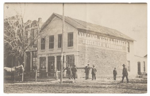 Van Camps Grocery, Council Grove, Kansas - Page