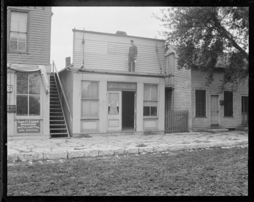 Martin Brothers' Photography Studio, Council Grove, Kansas - Page