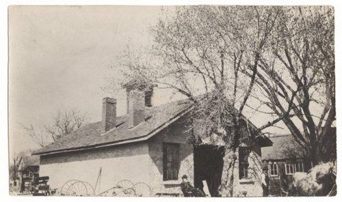 Strieby Wagon and Blacksmith Shop, Council Grove, Kansas - Page