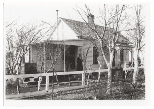 A. Cutler residence in Council, Grove, Kansas - Page