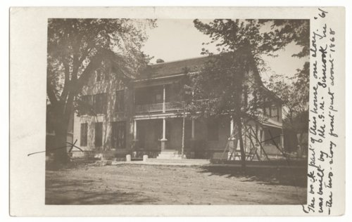 G. M. Simcock House, Council Grove, Kansas - Page
