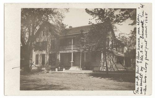 G. M. Simcock House, Council Grove, Kansas - Page