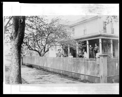C. H. Strieby residence, Council Grove, Kansas - Page
