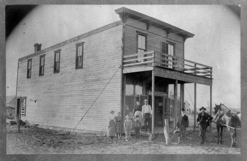 Brown and Desnoyers Shoe Company, Diamond Springs, Kansas - Page
