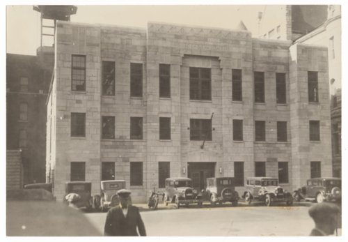 Wichita Police Department Building - Page
