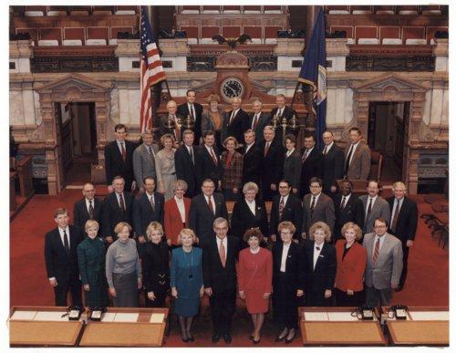 1993 Kansas State Senate - Page