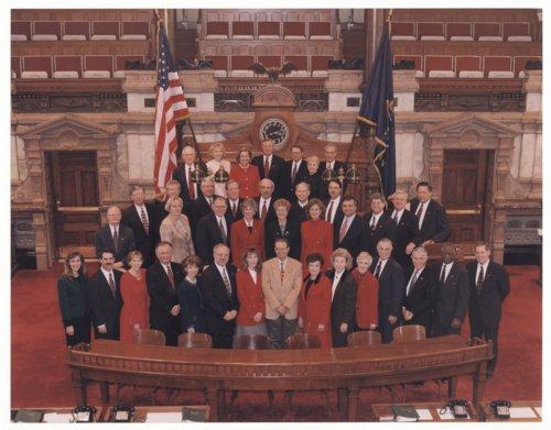 Members of Kansas Senate - Page