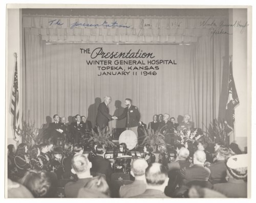 Dedication of the Winter General Hospital in Topeka, Kansas - Page