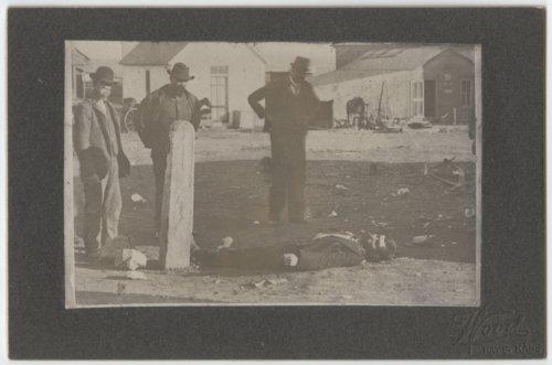 Bank robber, Sylvan Grove, Kansas - Page