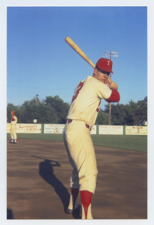 Members of the 1961 Topeka Reds baseball team - Page