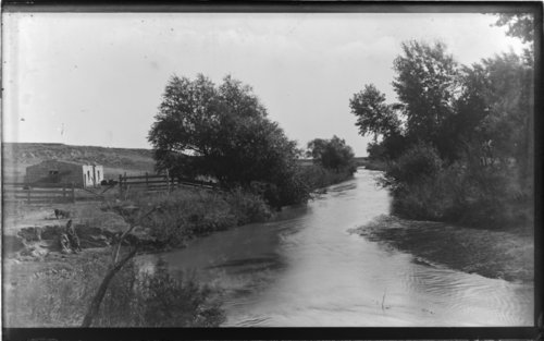 Fishing near Studley, Sheridan County, Kansas - Page