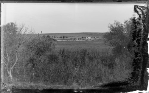 Sheridan County residence, probably Pratt ranch on Museum Creek - Page